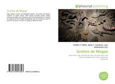Copertina di Grottes de Mogao