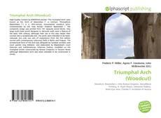 Copertina di Triumphal Arch (Woodcut)