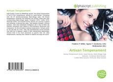 Bookcover of Artisan Temperament