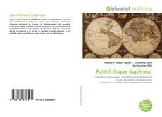 Couverture de Paléolithique Supérieur
