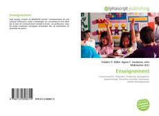 Bookcover of Enseignement