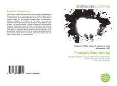 Borítókép a  François Duquesnoy - hoz