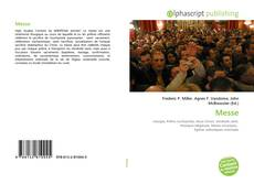 Bookcover of Messe