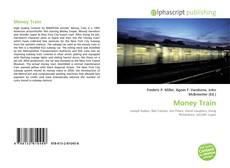 Capa do livro de Money Train