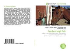 Bookcover of Scarborough Fair