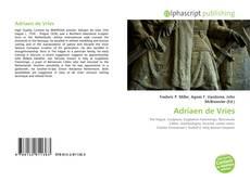 Bookcover of Adriaen de Vries