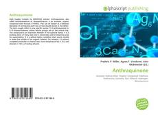 Bookcover of Anthraquinone