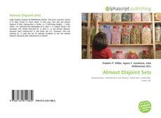 Capa do livro de Almost Disjoint Sets
