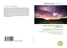 Bookcover of Kingdom of Makuria