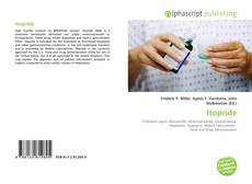 Bookcover of Itopride