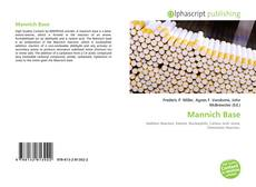 Bookcover of Mannich Base