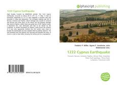 Bookcover of 1222 Cyprus Earthquake