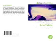 Driver Visibility kitap kapağı