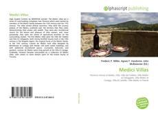 Copertina di Medici Villas