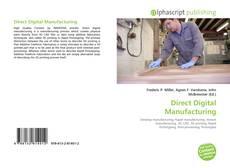 Direct Digital Manufacturing kitap kapağı
