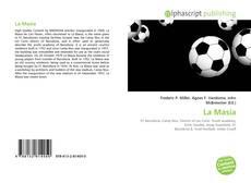 Capa do livro de La Masia