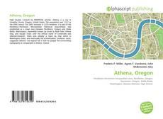 Bookcover of Athena, Oregon