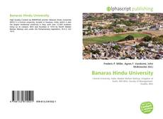 Bookcover of Banaras Hindu University