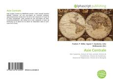 Bookcover of Asie Centrale