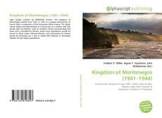 Copertina di Kingdom of Montenegro (1941–1944)