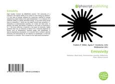 Bookcover of Emissivity