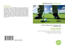 Bookcover of Andy Bean