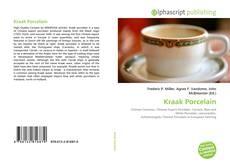 Capa do livro de Kraak Porcelain