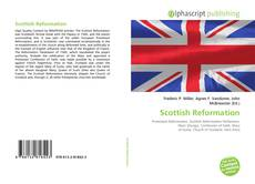 Bookcover of Scottish Reformation