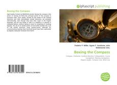 Bookcover of Boxing the Compass
