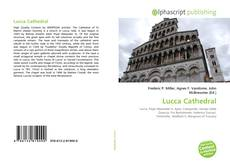 Bookcover of Lucca Cathedral