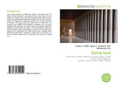 Bookcover of Dying Gaul