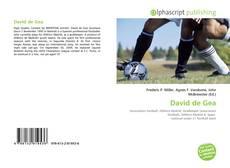Bookcover of David de Gea