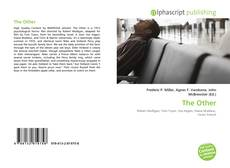 Bookcover of The Other