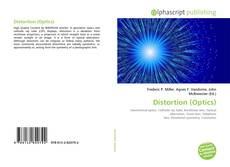 Bookcover of Distortion (Optics)