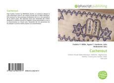 Обложка Cacherout