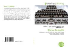Buchcover von Bianca Cappello