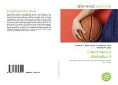 Portada del libro de Ernest Brown (Basketball)