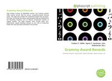 Copertina di Grammy Award Records