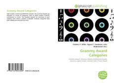 Copertina di Grammy Award Categories