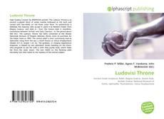 Обложка Ludovisi Throne
