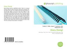 Bookcover of Diary (Song)