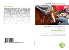 Обложка João Gilberto