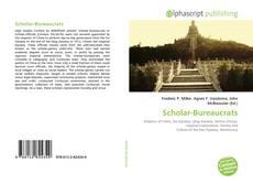 Copertina di Scholar-Bureaucrats