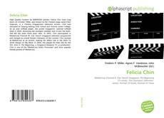 Bookcover of Felicia Chin