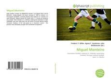 Miguel Monteiro的封面