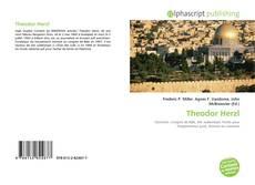 Portada del libro de Theodor Herzl