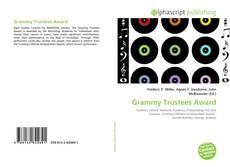 Copertina di Grammy Trustees Award