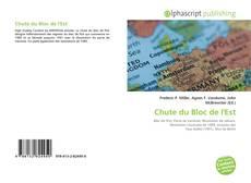 Buchcover von Chute du Bloc de l'Est
