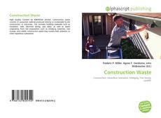 Construction Waste的封面