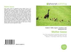 Bookcover of Mother Goose
